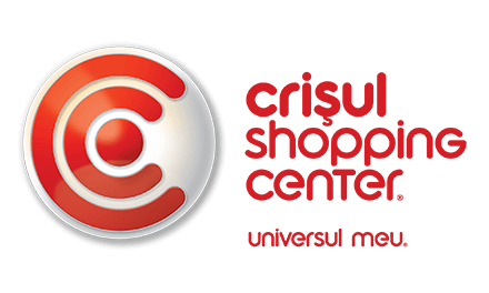 Logo Crisul Shopping Center Oradea